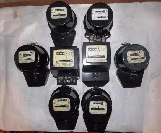 Разновидности гаражных электросчетчиков фото