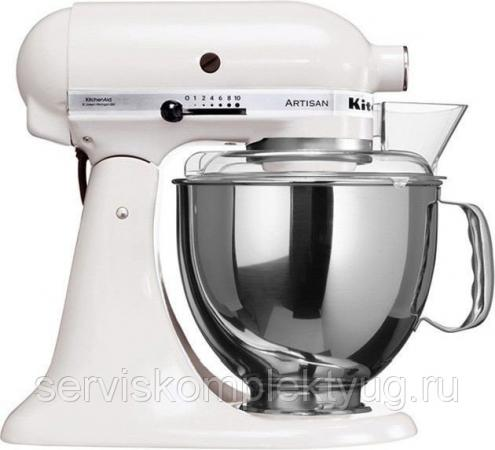 Миксер KITCHEN AID 5KSM150PSEWH (белый), США
