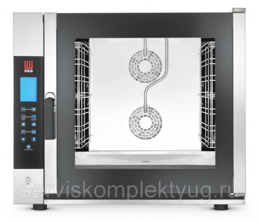 Пароконвектомат TECNOEKA EVOLUTION EKF 711 TC, Италия
