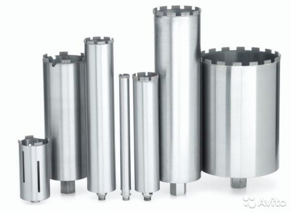 Купить коронки по бетону на авито стеновые панели из фибробетона