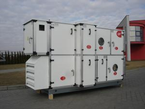 Оборудование для систем вентиляции, кондиционеры
