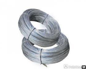 Проволока вязальная D= 6мм ГОСТ 3282-74 стальная, в бухтах, отматываем