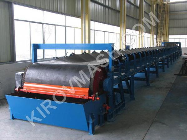 Ленточные конвейера киров проектирование привода к ленточному конвейеру курсовая работа
