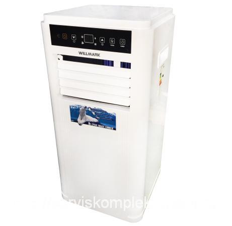 Мобильный кондиционер WILLMARK AM-09K до 25 кв.м компрессор Toshiba(GMCC)