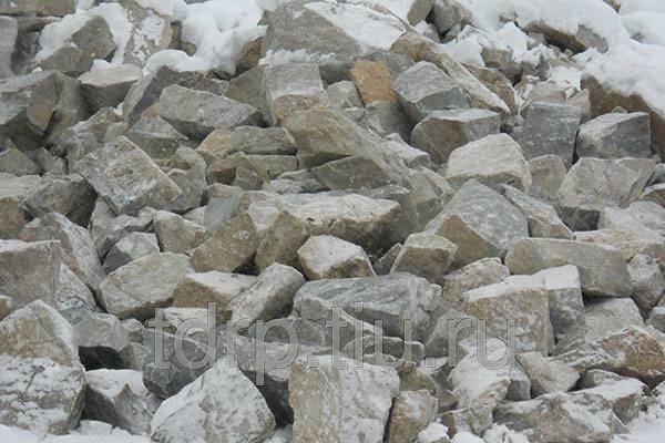 Камень бутовый 100+, песчаник купить по цене 450 руб. в Москве на PromPortal.Su (ID#4327483)