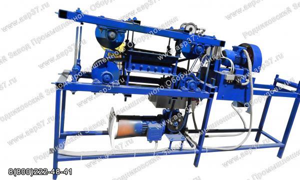 Станок для производства композитной сетки Линия для производства стеклопластиковой сетки