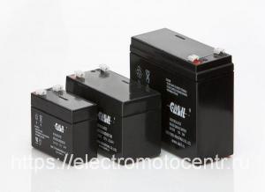 Аккумуляторы для детских электромобилей 6v 7,2ah