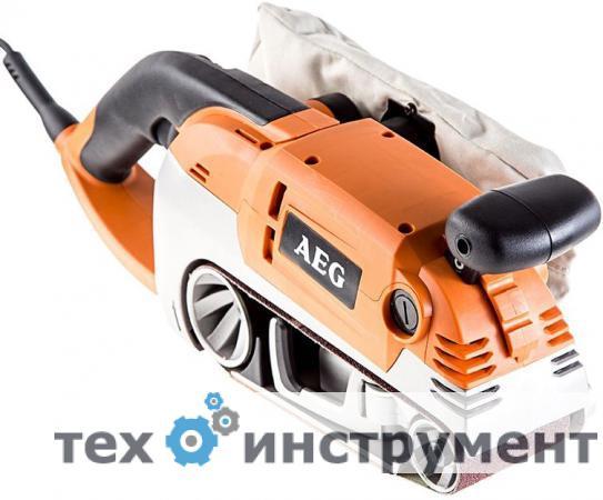 ЛЕНТОЧНАЯ ШЛИФОВАЛЬНАЯ МАШИНА AEG HBS 1000 E 4935413205 купить в Краснодаре по цене 16000 руб. - Тех-Инструмент