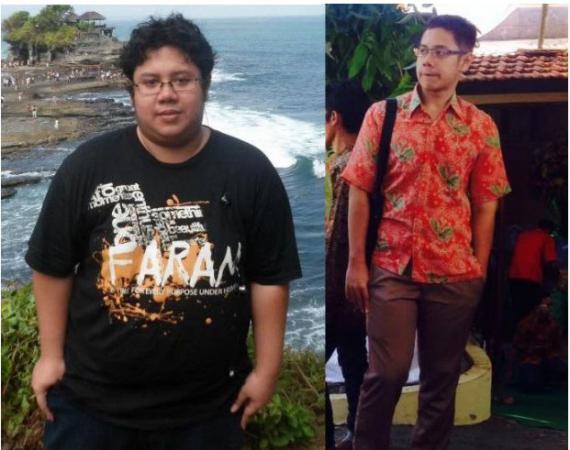 Harga eco slim di Indonézia)