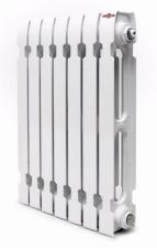 Радиатор чугунный KONNER Modern 80/500 10 секций + монтажный комплект 1154301