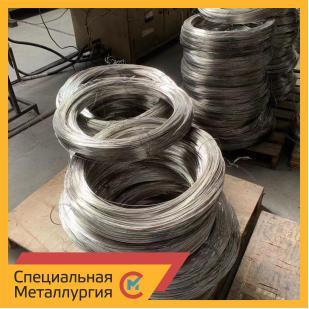 Проволока никелевая 8,5 мм НП4 ГОСТ 2179-2015