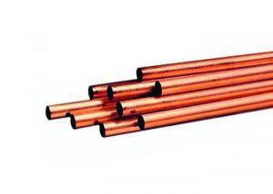 Трубка медная 9х0,3 мм М1 ГОСТ 11383-75 тянутая