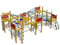 Игровые площадки Lappset